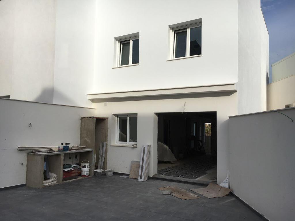 Construcción nueva vivienda unifamiliar