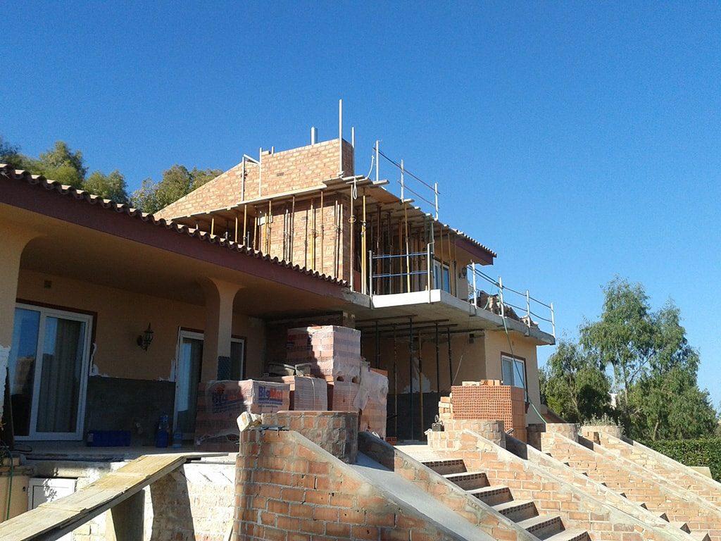 Reforma de tejado y piscina Marbella - Cabopino