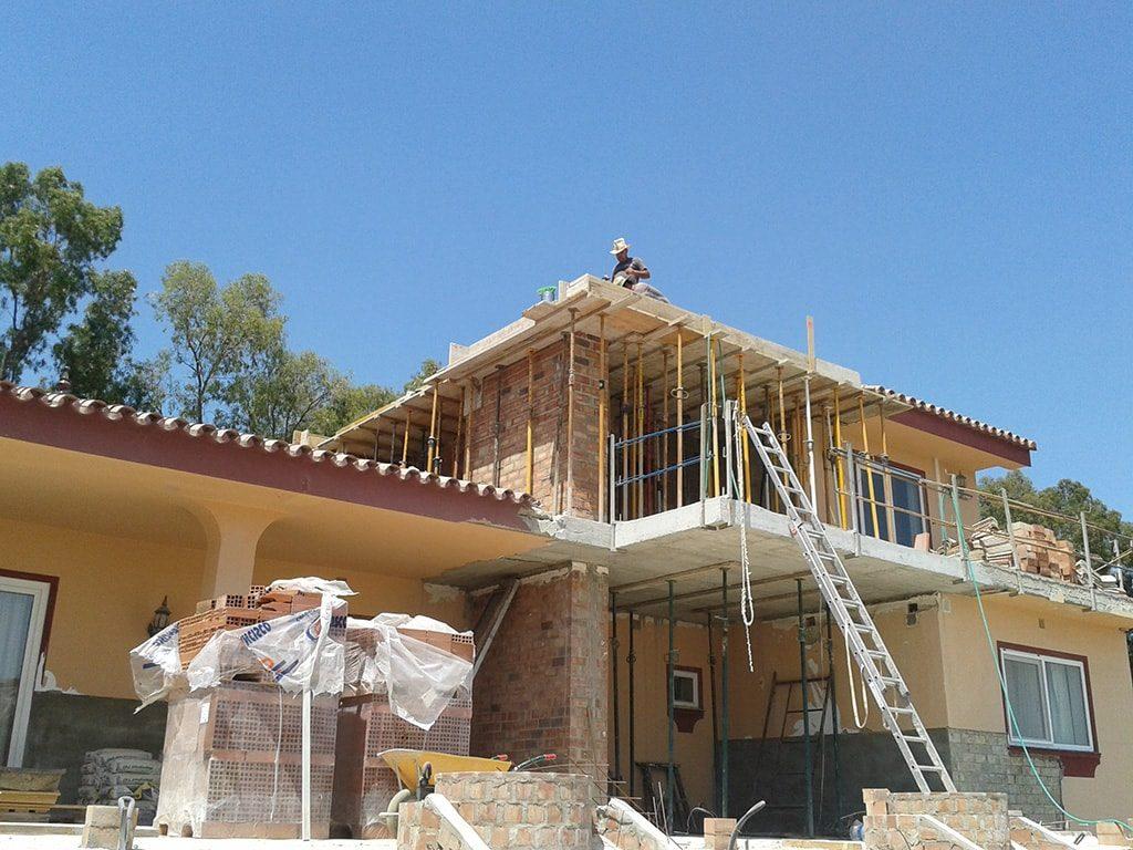 Reforma de tejado y piscina Marbella - Cabopino - 3