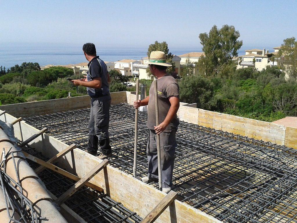 Reforma de tejado y piscina Marbella - Cabopino - 4