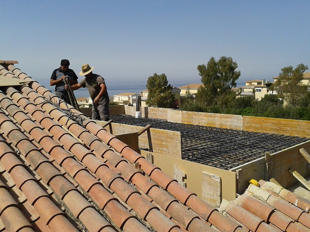 Reforma de tejado y piscina Marbella - Cabopino - 5