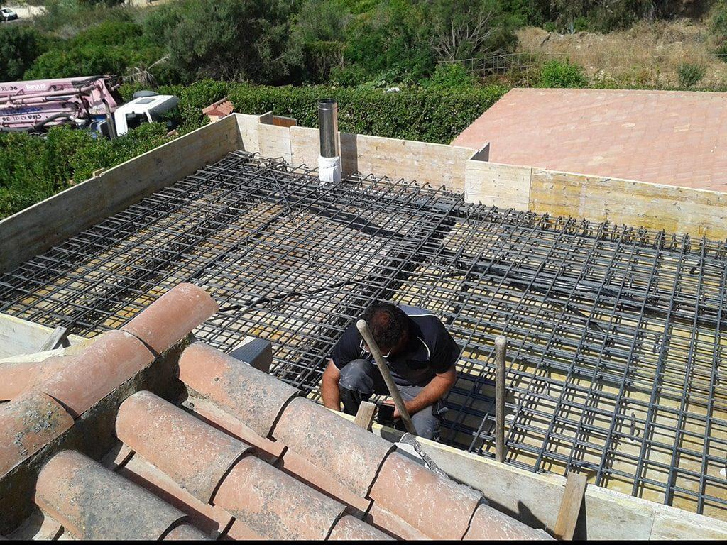 Reforma de tejado y piscina Marbella - Cabopino - 6