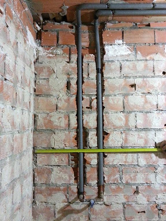 Reforma integral de piso en Fuente Olletas
