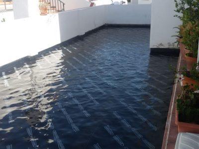 Reparación impermebealización Málaga