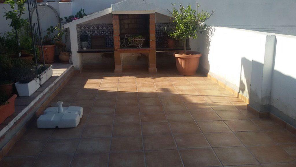Reparacion terrazas Málaga
