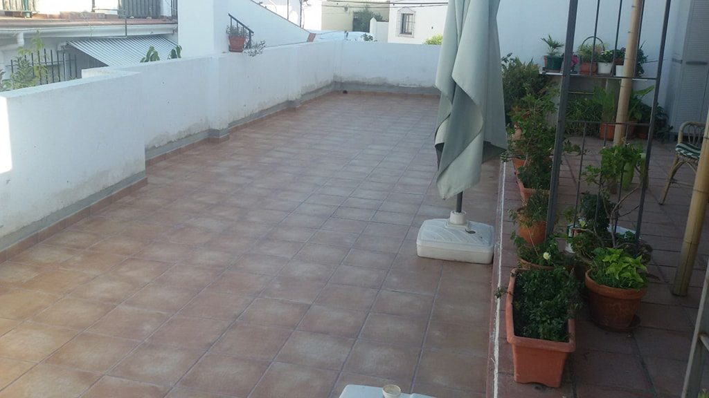 Terrazas en Málaga