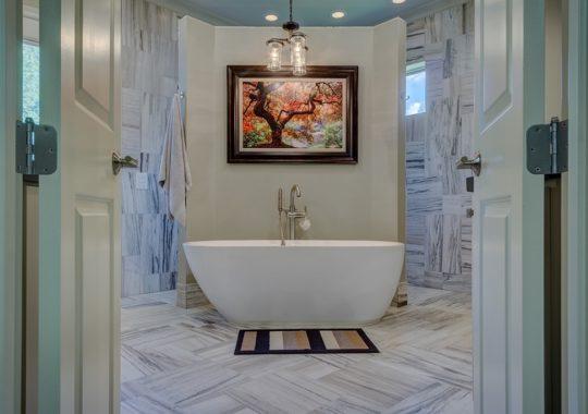 Revestimiento para baños